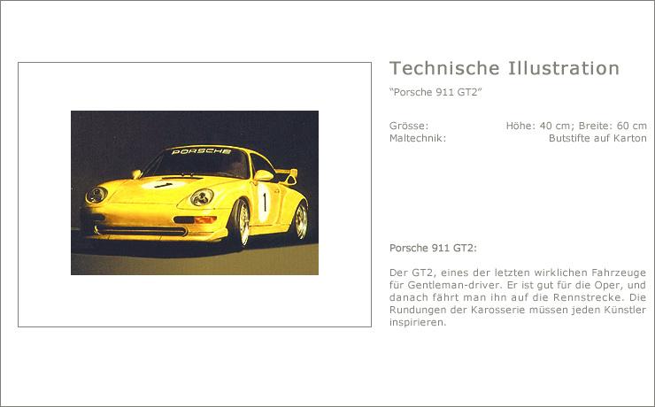 Porsche 911GT2