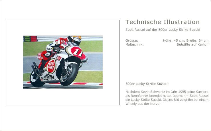Lucky Strike Suzuki